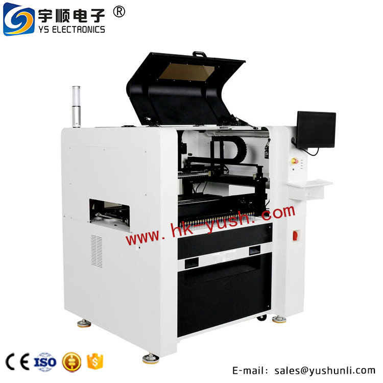 LED pick and place machine smt placement machine high speed economic SMT